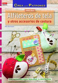 Alfileteros De Tela Y Otros Accesorios De Costura - Ella Hartmann