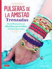 PULSERAS DE LA AMISTAD TRENZADAS