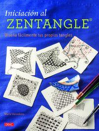 Iniciacion Al Zentangle - Maria Vennekens