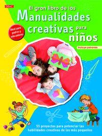El gran libro de la manualidades creativas - Sylvia Krupincka