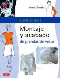 Montaje Y Acabado De Prendas De Vestir - Teresa Gilewska