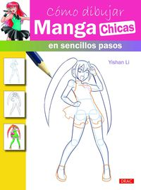 Como Dibujar Manga - Chicas - Yishan Li