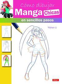 COMO DIBUJAR MANGA - CHICAS