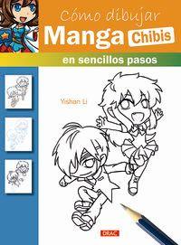 COMO DIBUJAR MANGA - CHIBIS - EN SENCILLOS PASOS
