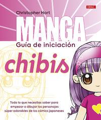 MANGA - GUIA DE INICIACION - CHIBIS