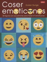 COSER EMOTICONOS - 60 FIGURAS CON SUS PATRONES PARA HACER 37 EMOTICONOS