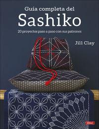 GUIA COMPLETA DEL SASHIKO - 20 PROYECTOS PASO A PASO CON SUS PATRONES
