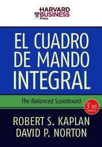 El  cuadro de mando integral (3ª ed. ) - Robert  Kaplan  /  David  Norton
