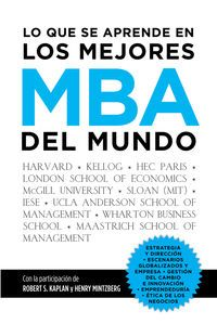 Lo Que Se Aprende En Los Mejores Mba Del Mundo - Francisco J.  Garrido (coord. )