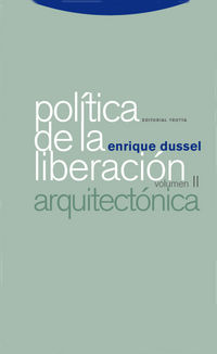 POLITICA DE LA LIBERACION II: ARQUITECTONICA