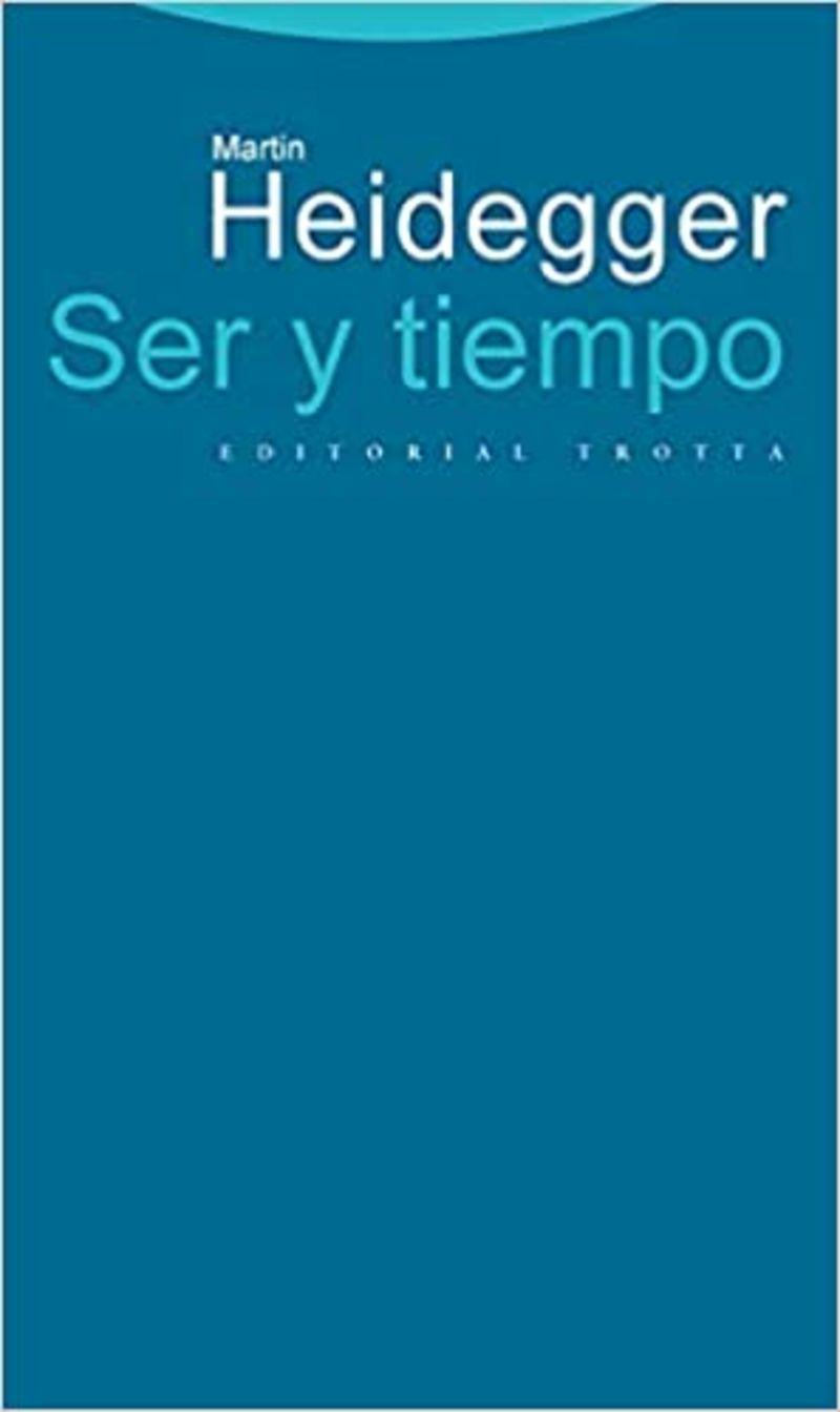 (3 ED) SER Y TIEMPO