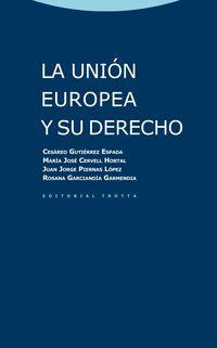 UNION EUROPEA Y SU DERECHO, LA