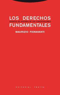 (7 ED) DERECHOS FUNDAMENTALES, LOS - APUNTES DE HISTORIA DE LAS CONSTITUCIONES