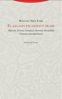 El (3 ed) legado filosofico arabe - Mohamed Abed Yabri