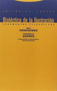 (10 ED) DIALECTICA DE LA ILUSTRACION