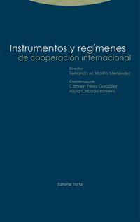 (2 ED) INSTRUMENTOS Y REGIMENES DE COOPERACION INTERNACIONAL