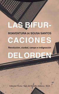La bifurcaciones del orden - Boaventura De Sousa Santos
