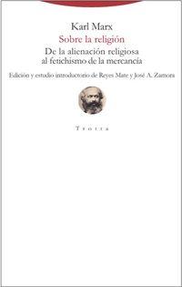 Sobre La Religion - Karl Marx