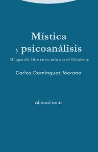 MISTICA Y PSICOANALISIS - EL LUGAR DEL OTRO EN LOS MISTICOS DE OCCIDENTE