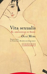 (2 ED) VITA SEXUALIS - EL APRENDIZAJE DE SHIZU