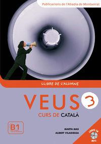 VEUS 3 - CURS DE CATALA