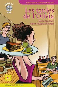 TAULES DE L'OLIVIA, LES A1