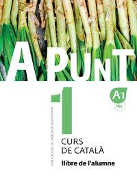 A PUNT 1 - CURS DE CATALA