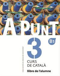 A PUNT - CURS DE CATALA - ALUMNE 3