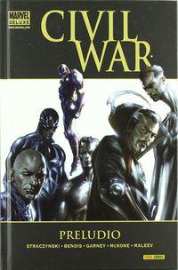 civil war - preludio - Brian Michael Bendis / Alexander Maleev