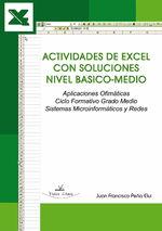 Actividades De Excel Con Soluciones Nivel Basico-medio - Juan Francisco Peña Elul
