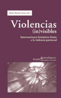 Violencias Invisibles - Belen  Martin Lucas (ed. )