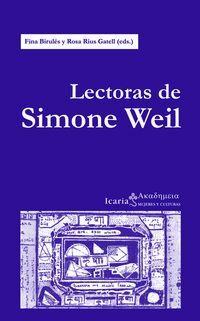 Lectoras De Simone Weil - Fina Birules