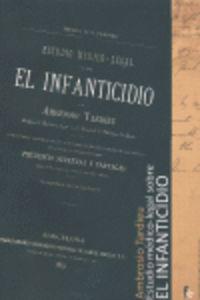 Estudio Medico-Legal Sobre El Infanticidio - Ambrosio Tardieu