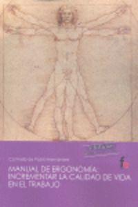 manual de ergonomia (3ª ed) - Carmela Pablo Hernandez