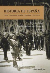 Historia De España 9 - La Dictadura De Franco - Josep Fontana / Ramon Villares