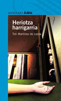 HERIOTZA HARRIGARRIA