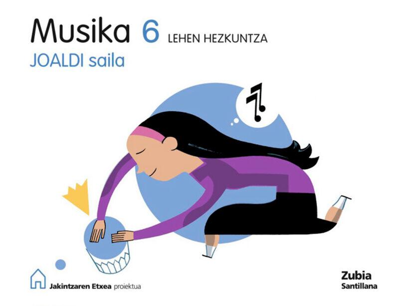 LH 6 - MUSIKA - JOALDI SAILA - JAKINTZAREN ETXEA