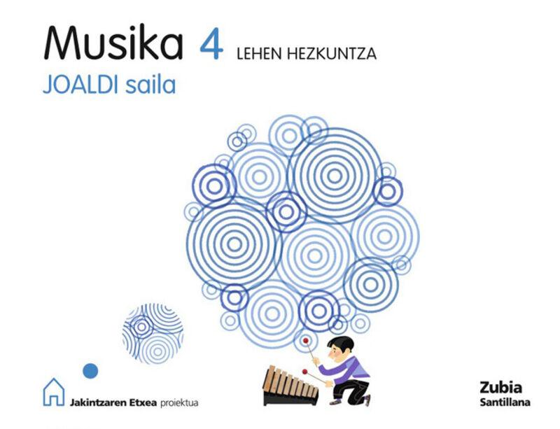 LH 4 - MUSIKA - JOALDI SAILA - JAKINTZAREN ETXEA