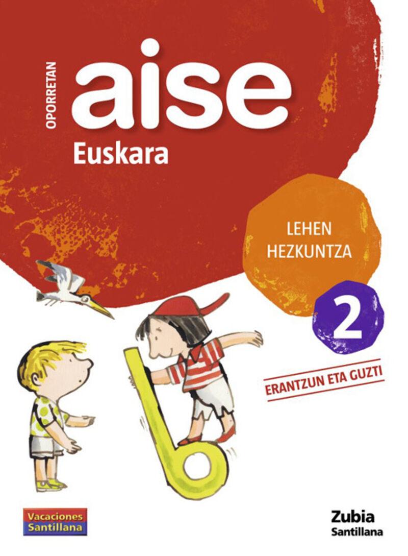 Lh 2 - Oporretan Aise - Euskara - Batzuk