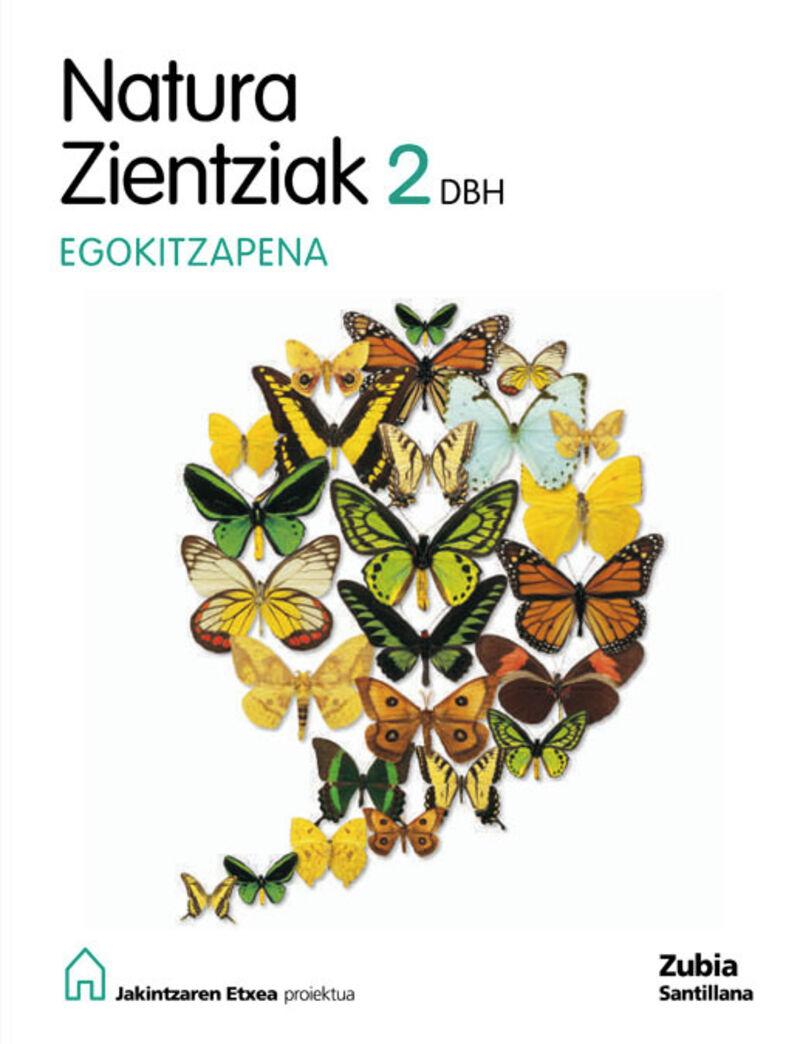 Dbh 2 - Natur - Egokitzapenak - Jakintzaren Etxea - Batzuk