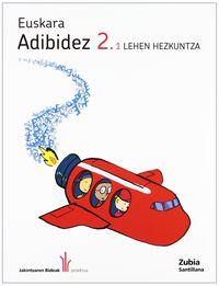 Lh 2 - Hizkuntza - Adibidez - Jakintzaren Bideak - Batzuk