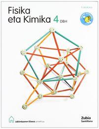 DBH 4 - FISIKA ETA KIMIKA (HIRUH. ) - JAKINTZAREN ETXEA