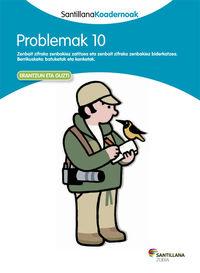 LH - MATEMATIKAKO PROBLEMAK 10