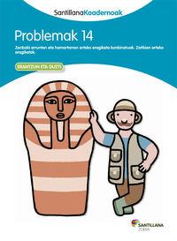 LH - MATEMATIKAKO PROBLEMAK 14
