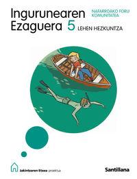 Lh 5 - Ingurua Nafarroa - Jakintzaren Etxea - Batzuk