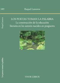 POETAS TOMAN LA PALABRA, LOS