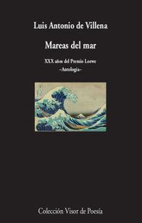 MAREAS DEL MAR - XXX AÑOS DEL PREMIO LOEWE. ANTOLOGIA