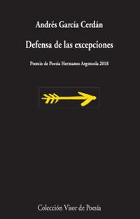 Defensa De Las Excepciones - Andres Garcia Cerdan