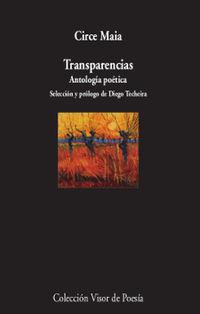 Transparencias - Antologia Poetica - Circe Maia