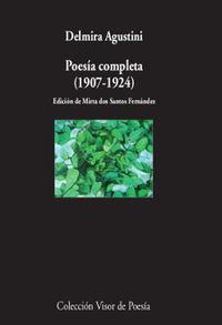 Poesia Completa (1902-1924) - Delmira Agustini